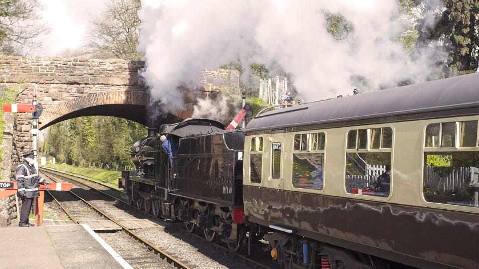 Newsroom - railway train - asbestos