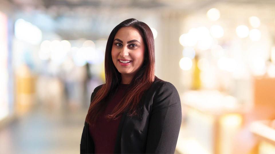 Expert profile of Natasha (Moyeed) Orr