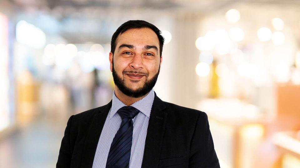 Expert profile of Adam Noormohamed