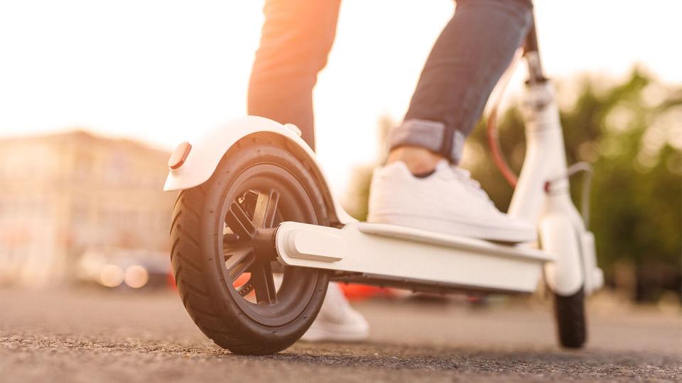Newsroom - e-scooter