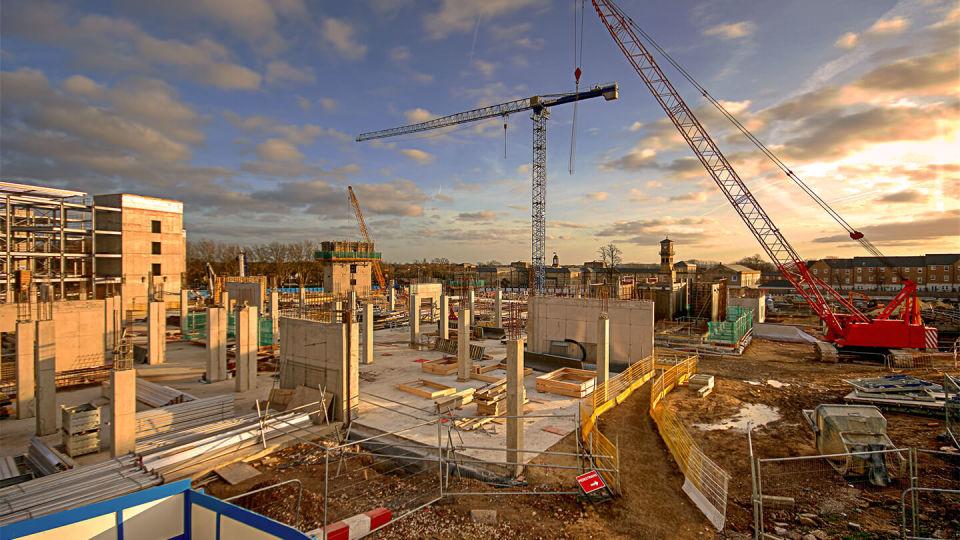 Newsroom - construction site (asbestos)