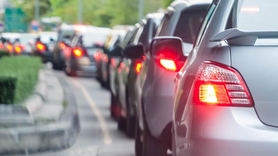 Newsroom - traffic cars vehicles