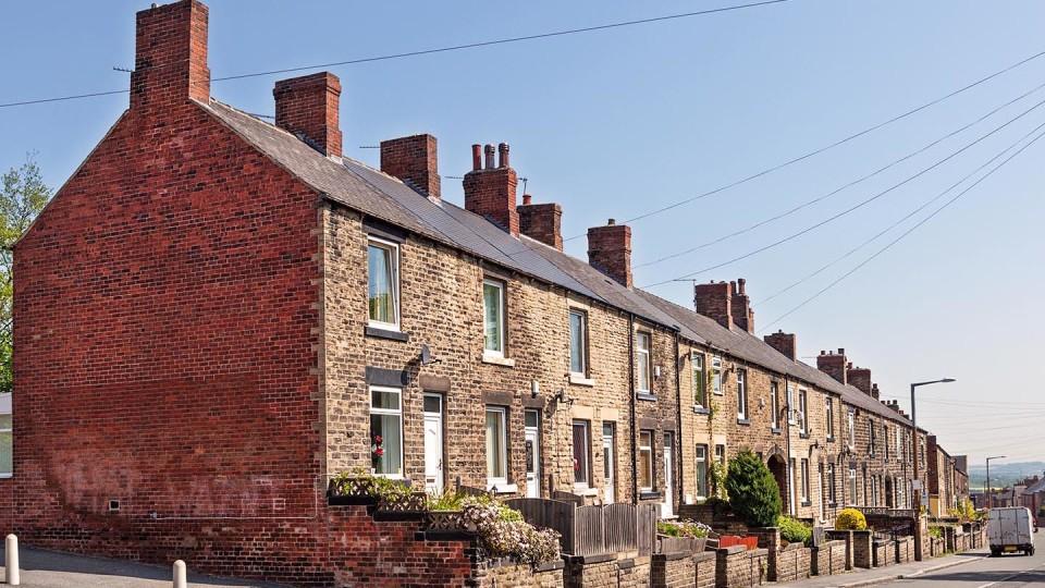 Newsroom - terraced houses