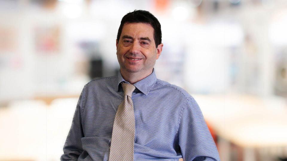 Expert profile of Darren Hughes