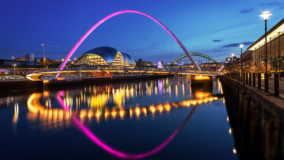 Newcastle office page