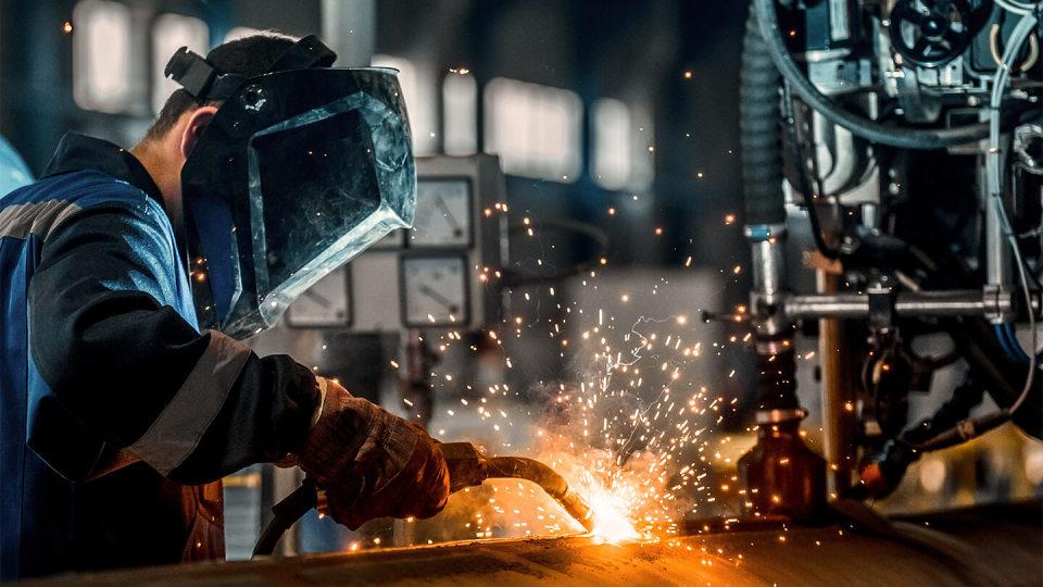 Newsroom welder