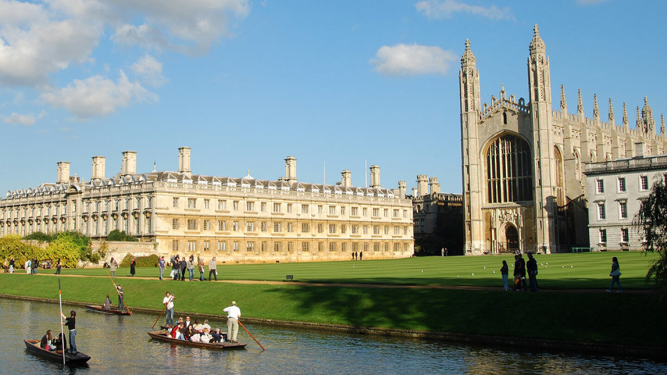Cambridge college summer school